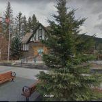 Besucherzentrum Banff